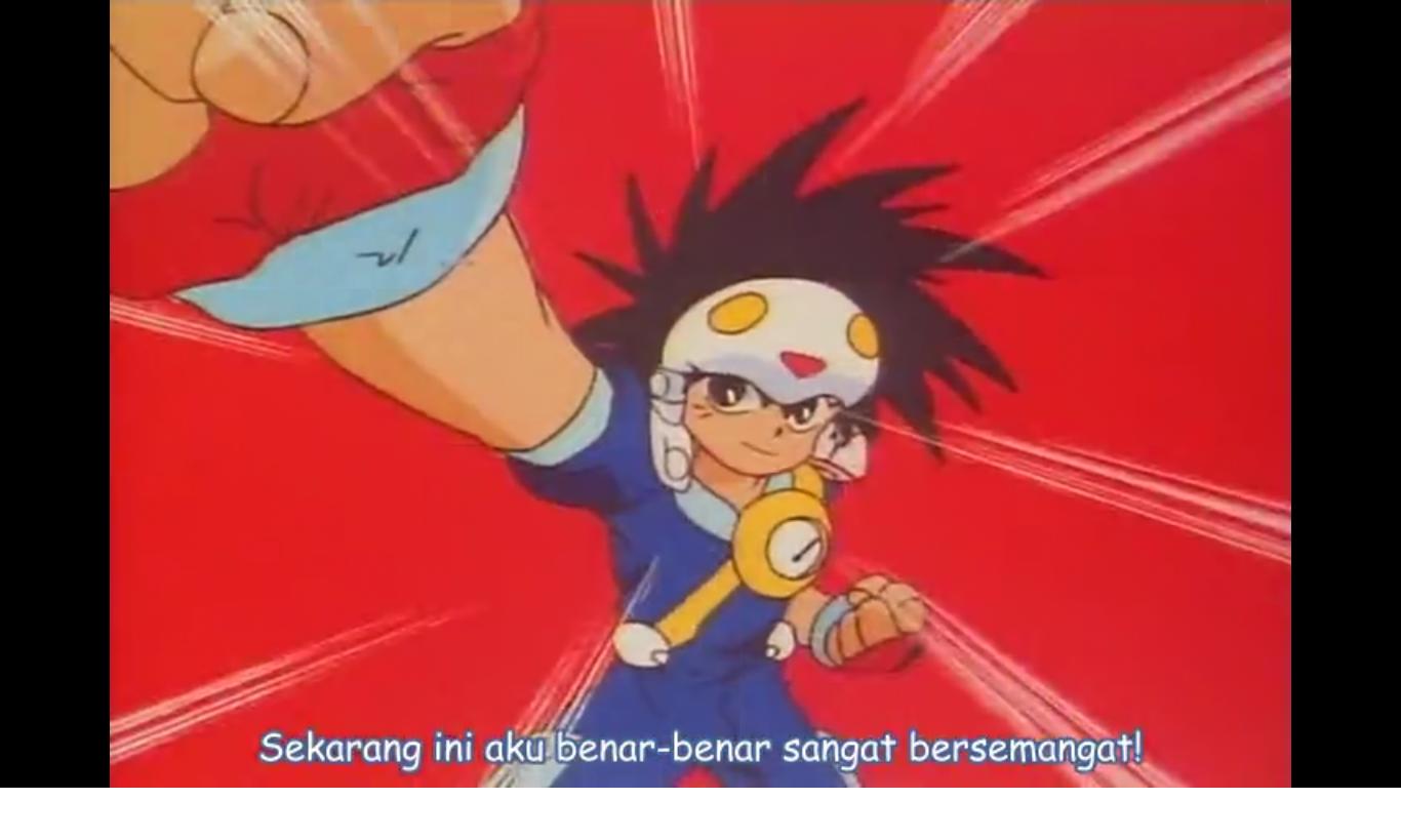 NG Knight Lamune 40 Subtitle Indonesia Episode 01