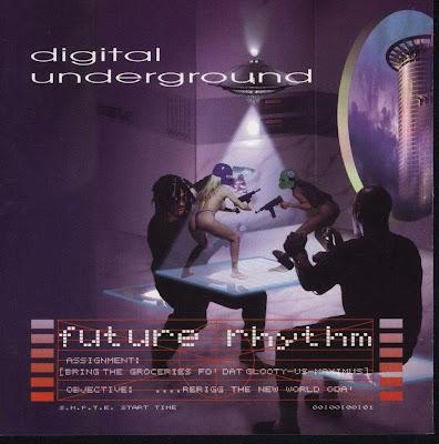 Digital Underground – Future Rhythm (CD) (1996) (FLAC + 320 kbps)
