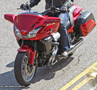 2014 CTX1300 Spy Photos Honda Motorcycles New Models CTX700 CTX Series 1300
