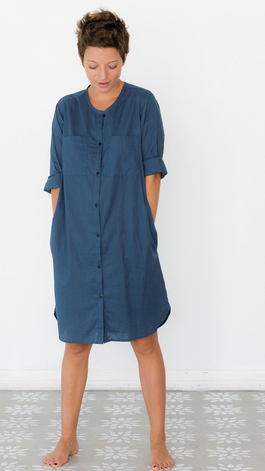 Jo Shirt Dress