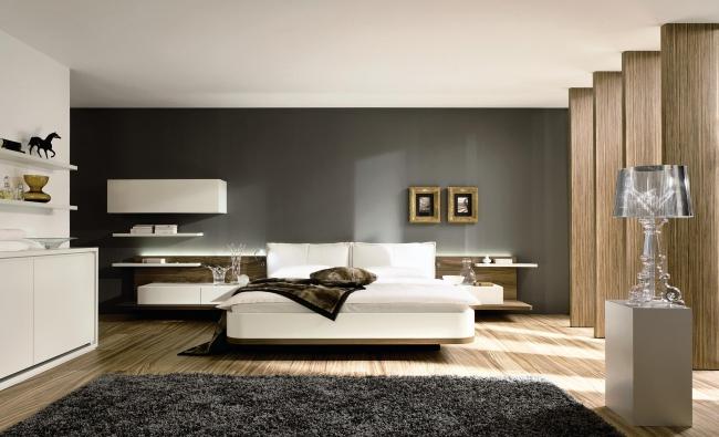 Espectaculares dormitorios modernos y elegantes for Dormitorios elegantes