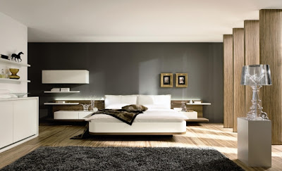 foto dormitorio moderno elegante