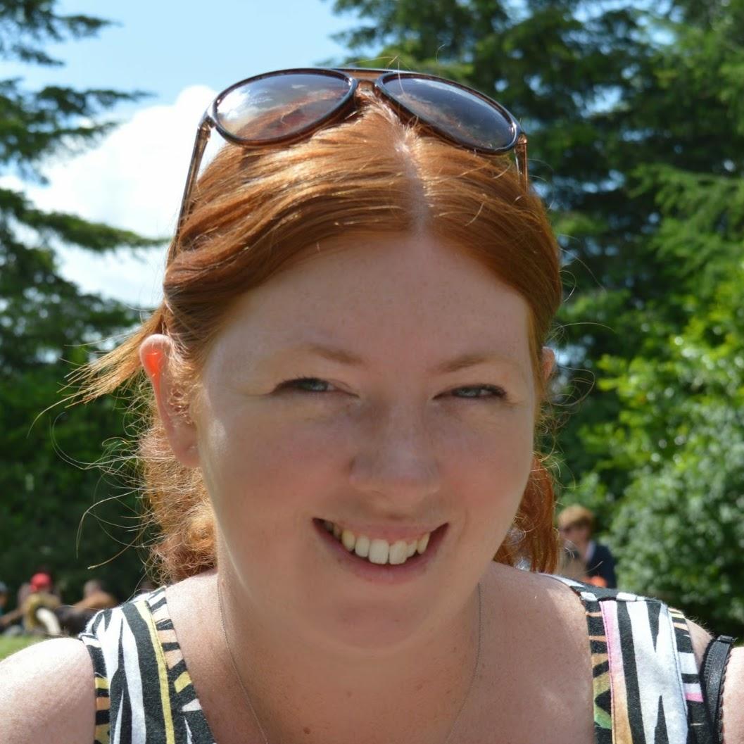 Blog author - Samantha Rickelton