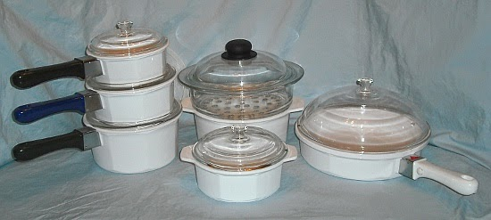 Corningware 411 Corning Ware Of A Different Color My