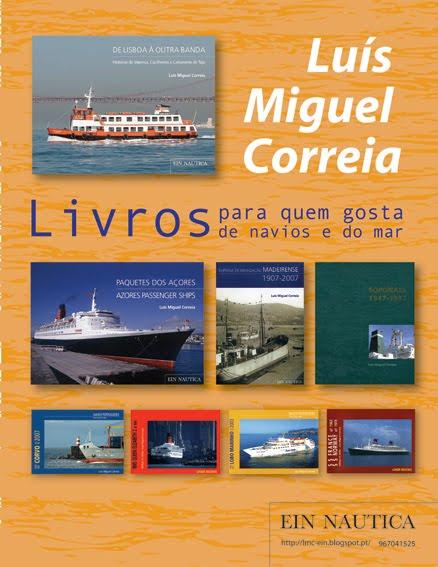 LIVROS de L. M. Correia