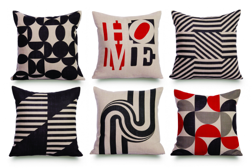 Modern Furniture Trends & Ideas: modern pillows