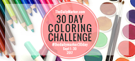 ♥ 30 Day Coloring Challenge ♥