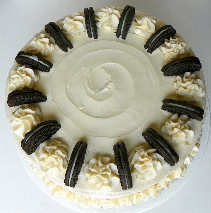 Are You Cooking Cookies N Cream Birthday Cake