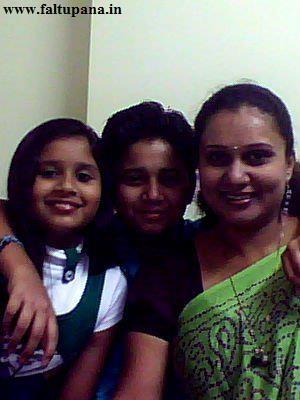laxmikant berde लक्ष्मीकांत बेर्डे family