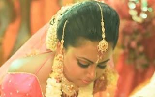 Kannikathanam – Giving Away of The Bride