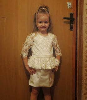 Мерила платье
