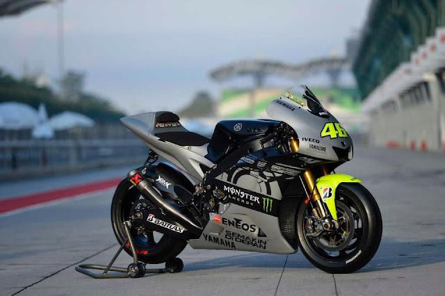 The Doctor Kembali Bersama Yamaha | Sepang Test Track  2013
