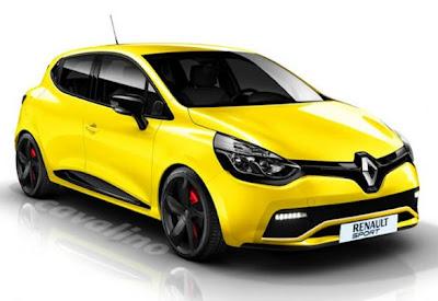 foto novo Renault Clio 2013