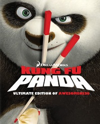 Kung Fu Panda Secrets Of The Scroll