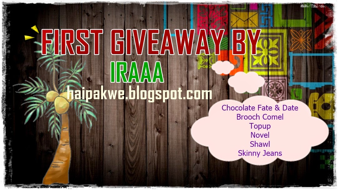 http://haipakwe.blogspot.com/2014/06/giveaway-by-iraa.html