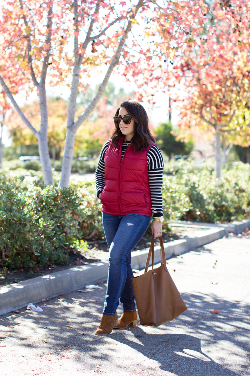 loft modern skinny jeans, fall outfit ideas