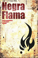 Negra flama: poesía antagonista en el estado español