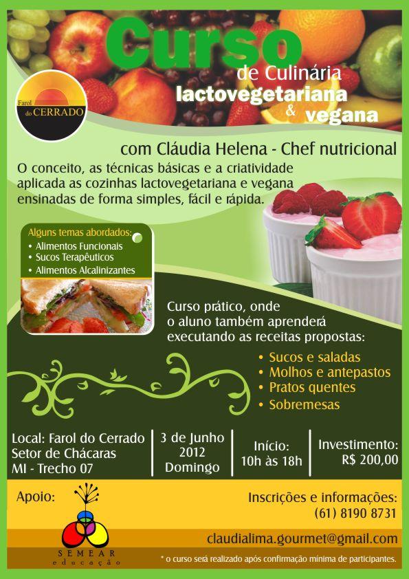 Curso de culinaria on line