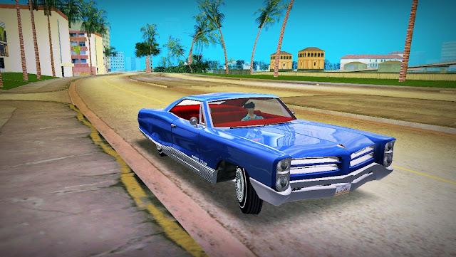 Pontiac Bonneville 1966 GTA Vice City