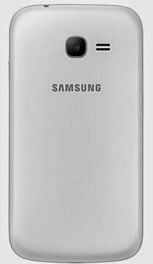 Gambar Samsung Galaxy Star Plus S7262 bagian belakang