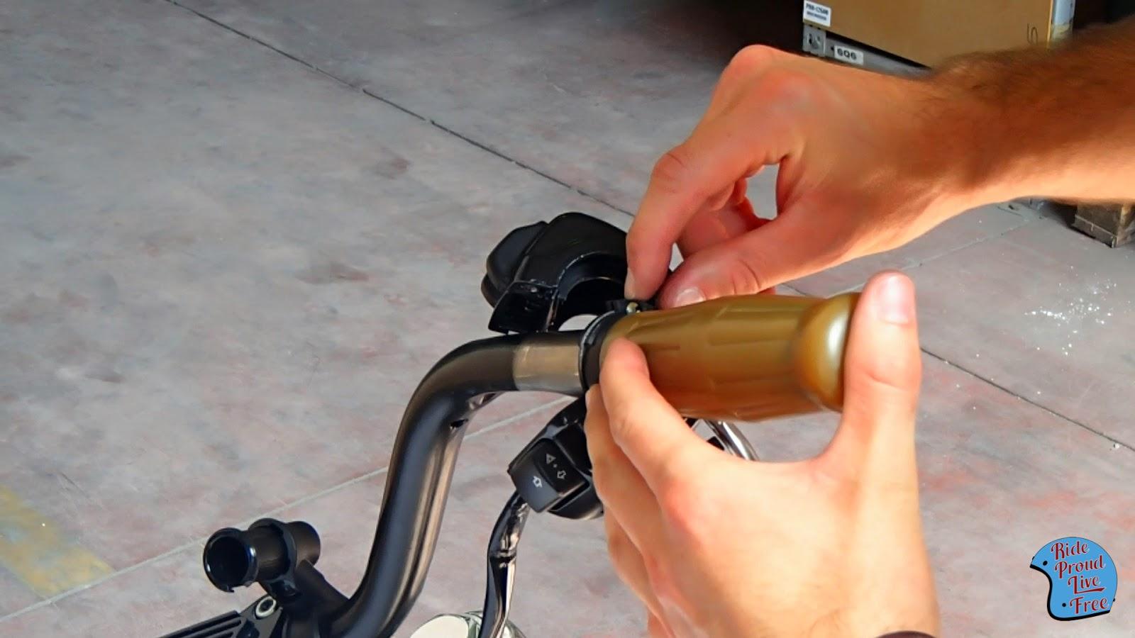 Tutorial: come cambiare il manubrio della vostra Harley-Davidson