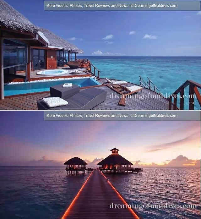 Huvafen Fushi - Ilhas Maldivas - Maldives
