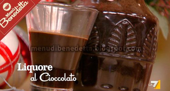 Liquore al Cioccolato di Benedetta Parodi