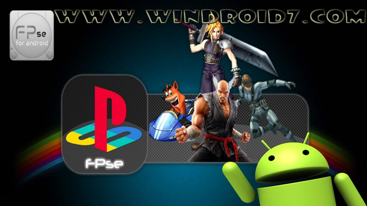 FPse for android v0.11.162 Apk + BIOS + Paginas Para Descargas Juegos ...