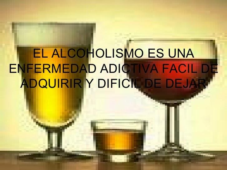 El tratamiento contra el alcoholismo por los medios