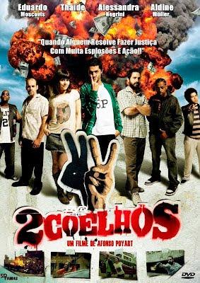 Download Filme 2 Coelhos DVDRip (Nacional)