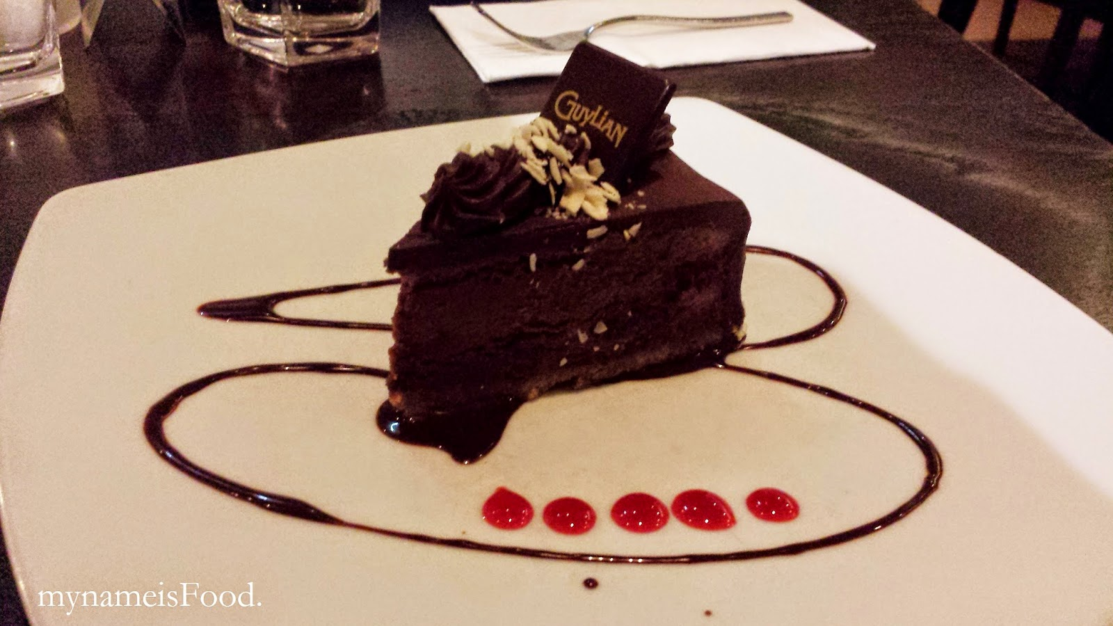 Guylian Belgian Chocolate Cafe, George St, The Rocks, Sydney - my ...