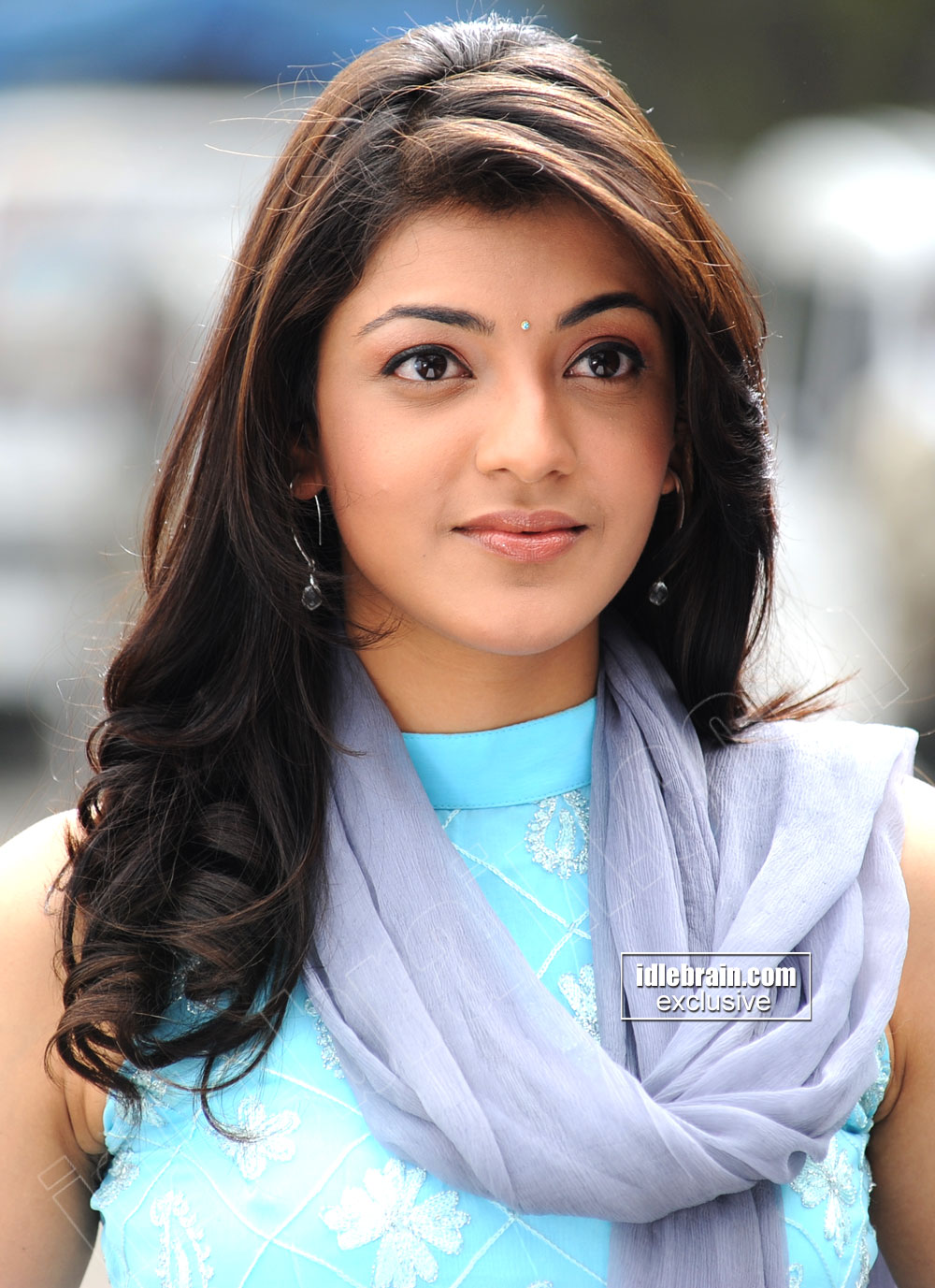 Welcome To Tollyfanz Kajal In Darling Looking Cute