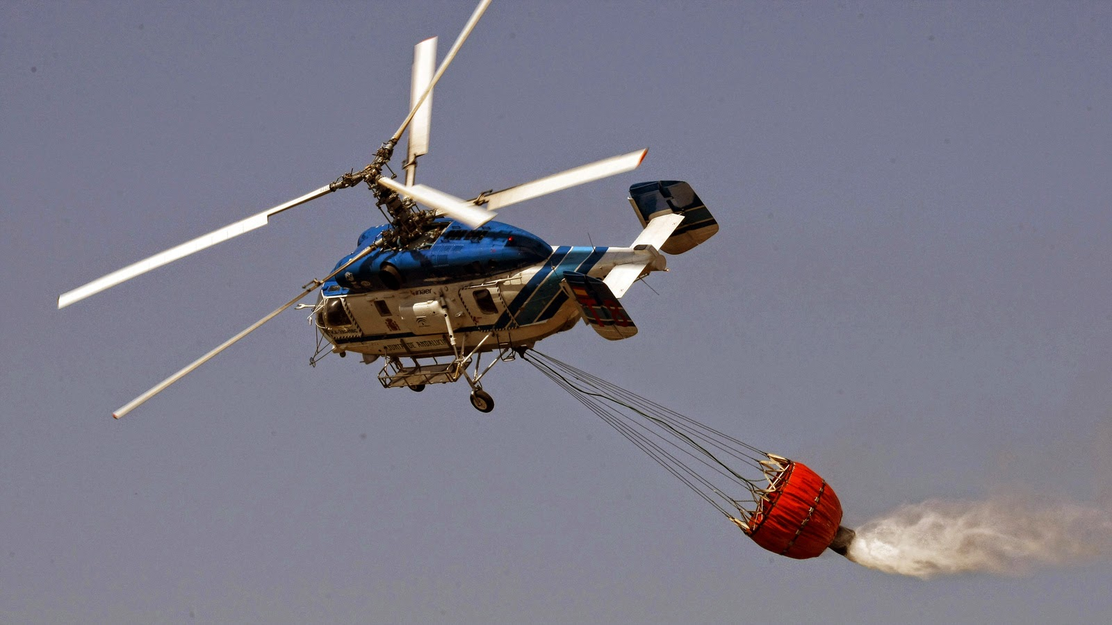 Elicottero Ka 32 : Sheepo s garage kamov ka coaxial helicopter