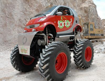 Forfun2, Mobil Cerdas Dengan Inovasi Ekstrim