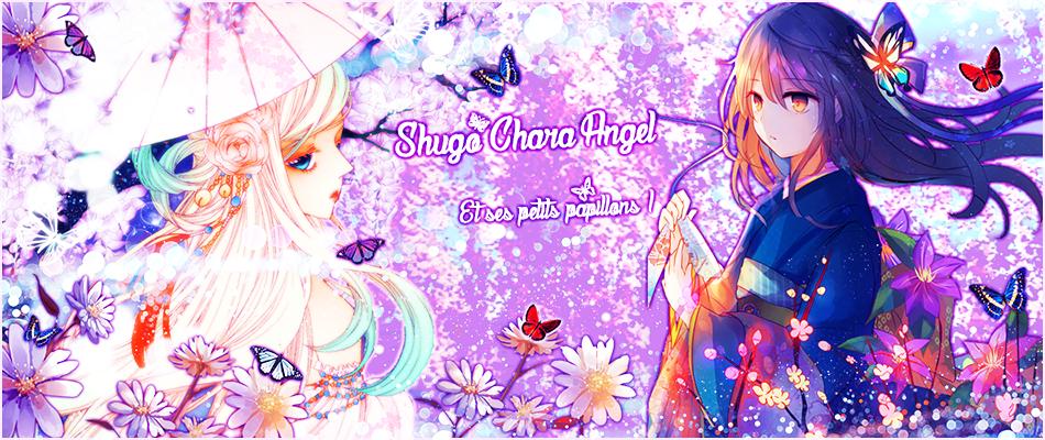 Shugo Chara Angel Scantrad