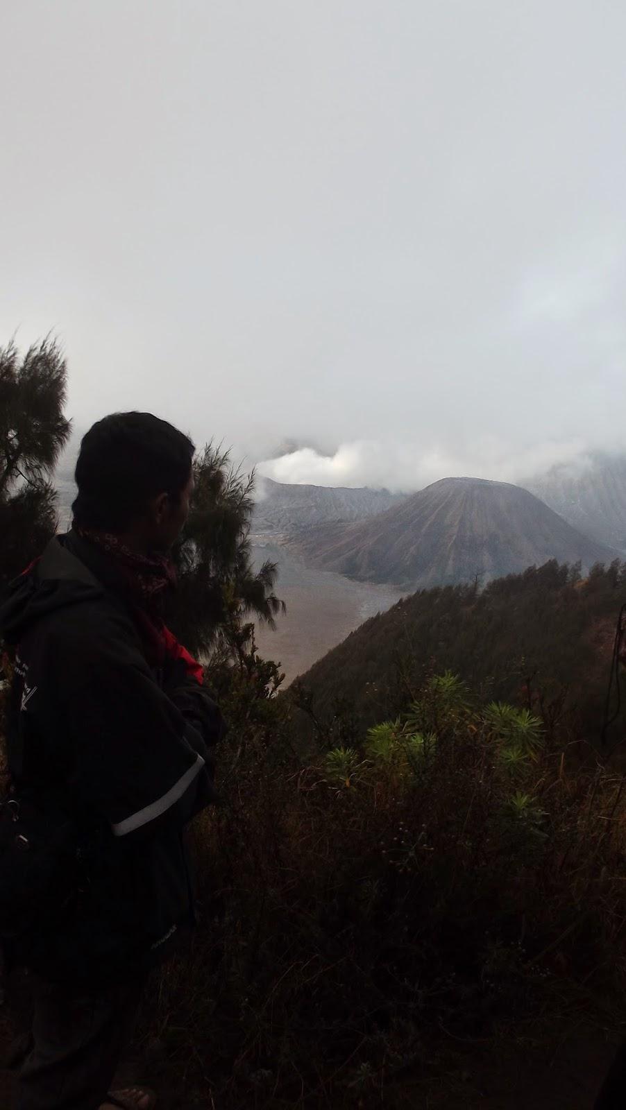 Panorama Alam Gunung Bromo