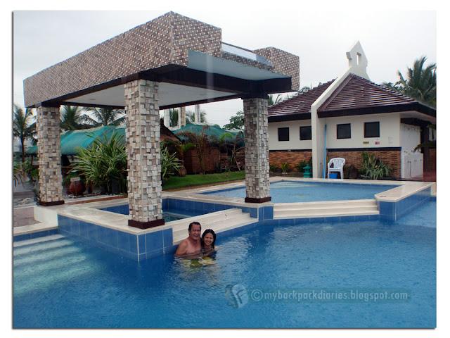 My Backpack Diaries Morong Bataan 39 S Pamarta Bali Beach Resort In A Gloomy Weather