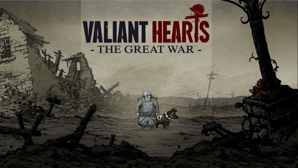 Valiant Hearts, video game, iOS, nerdParty, Prima guerra mondiale, grande guerra, oggetti collezionabili, ubisoft, screenshot, The Great War, puzzle game