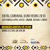 Carnaval Ouro Negro 2016 - Inscrições abertas