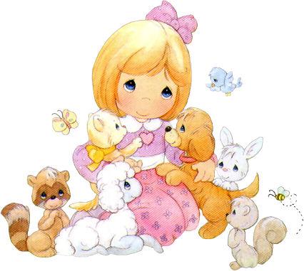 Imagenes tiernas para niñas - Imagui