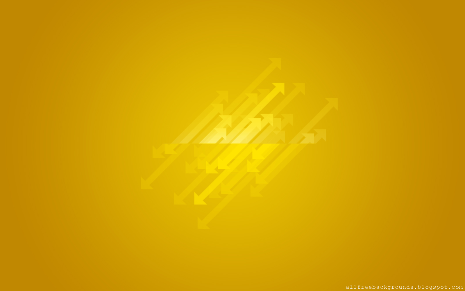 Yellow color Simple background