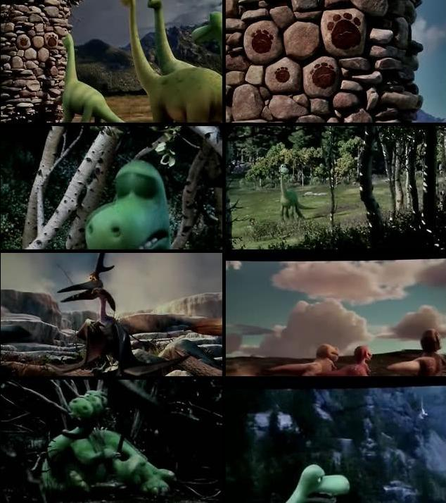The Good Dinosaur 2015 English HDCAM