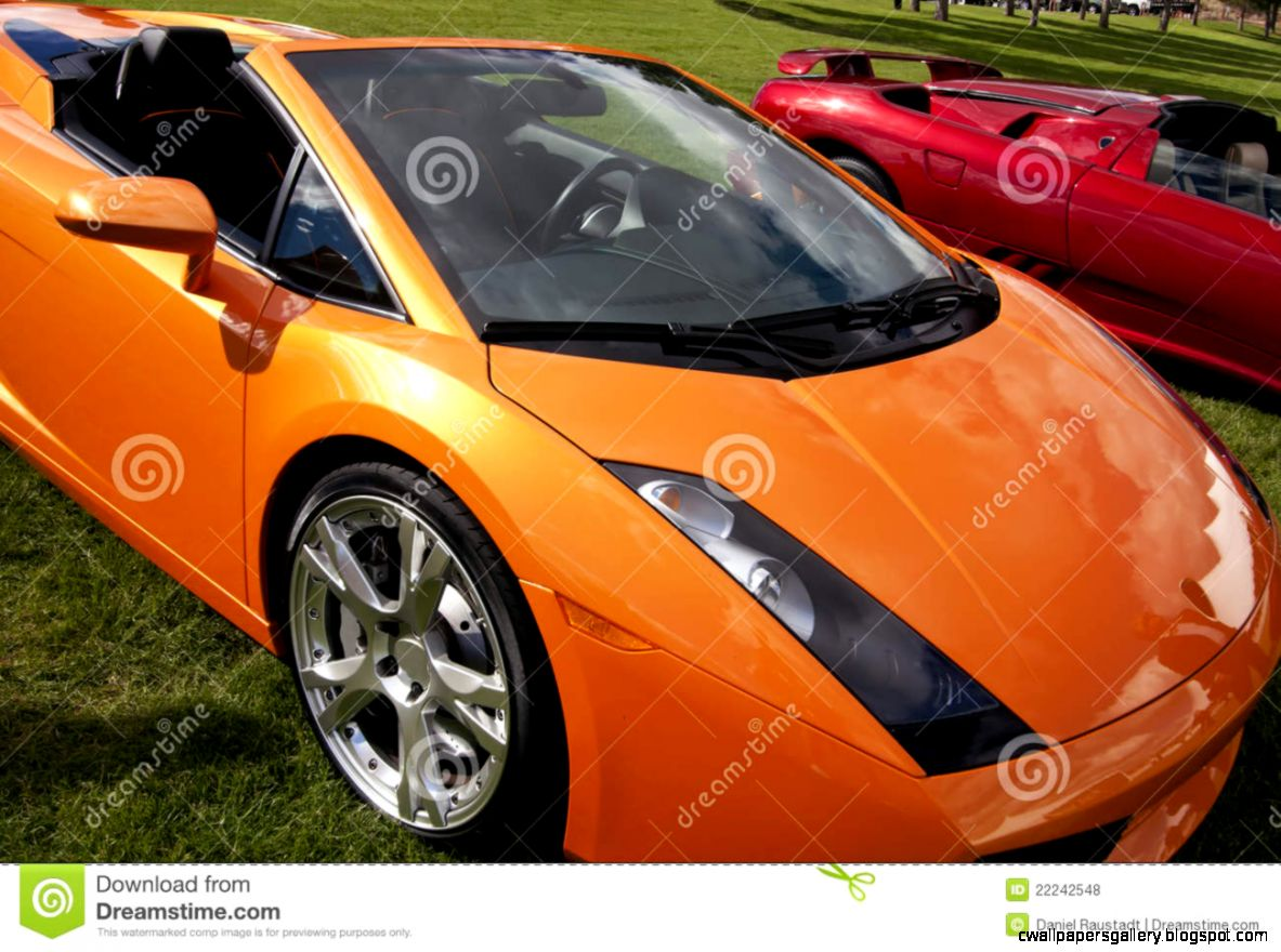 Exotic Foreign Sports Cars Royalty Free Stock Photos   Image 22242548