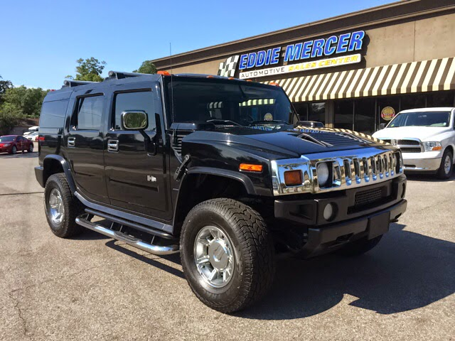 Click to see our 2005 Hummer H2