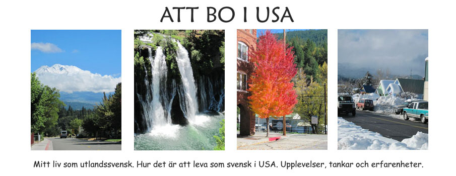 Att bo i USA