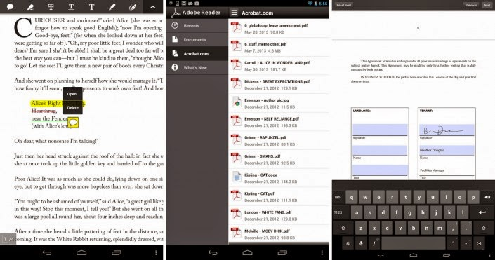 adobe pdf app for android