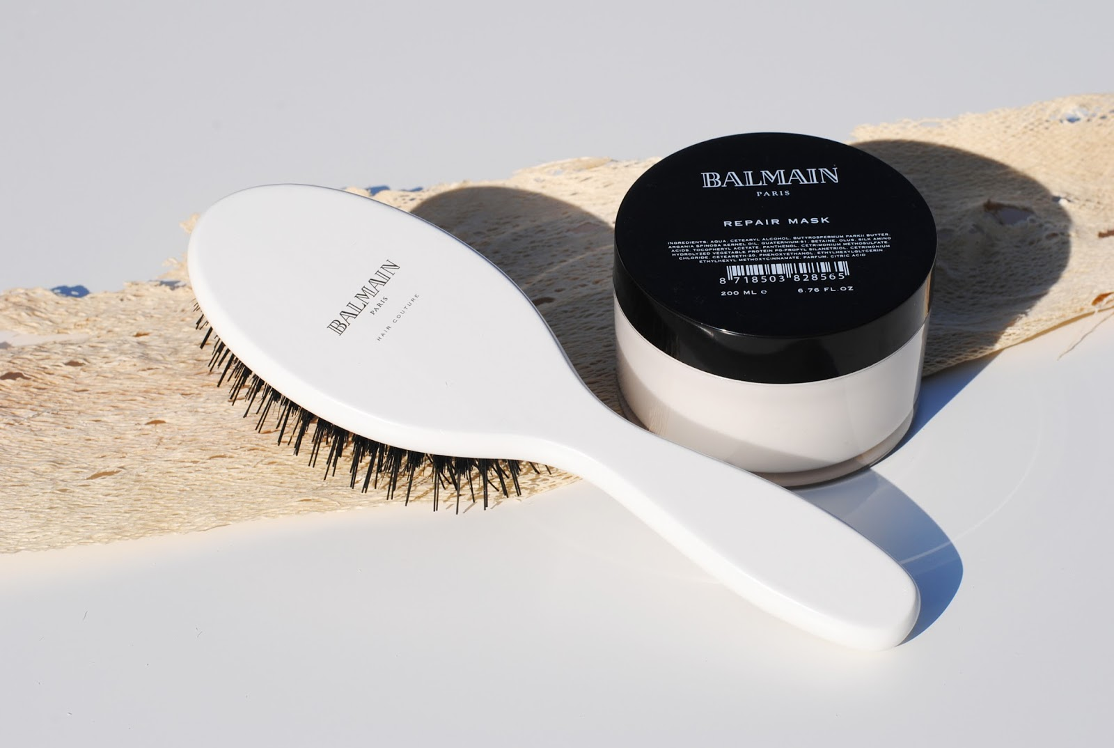 Balmain Brush Mask Spray I Am A Fashioneer Bloglovin