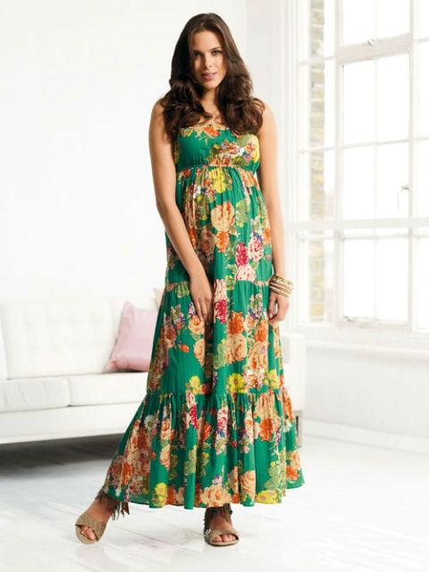 images786130 maxi5 Để giúp nàng lựa chọn váy đầm tương xứng với vóc dáng