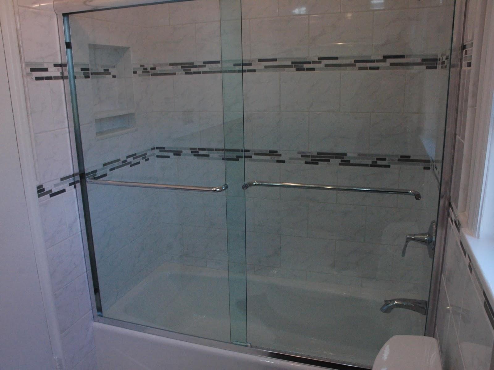 Custom Bathroom Remodeling Decorative tub surround