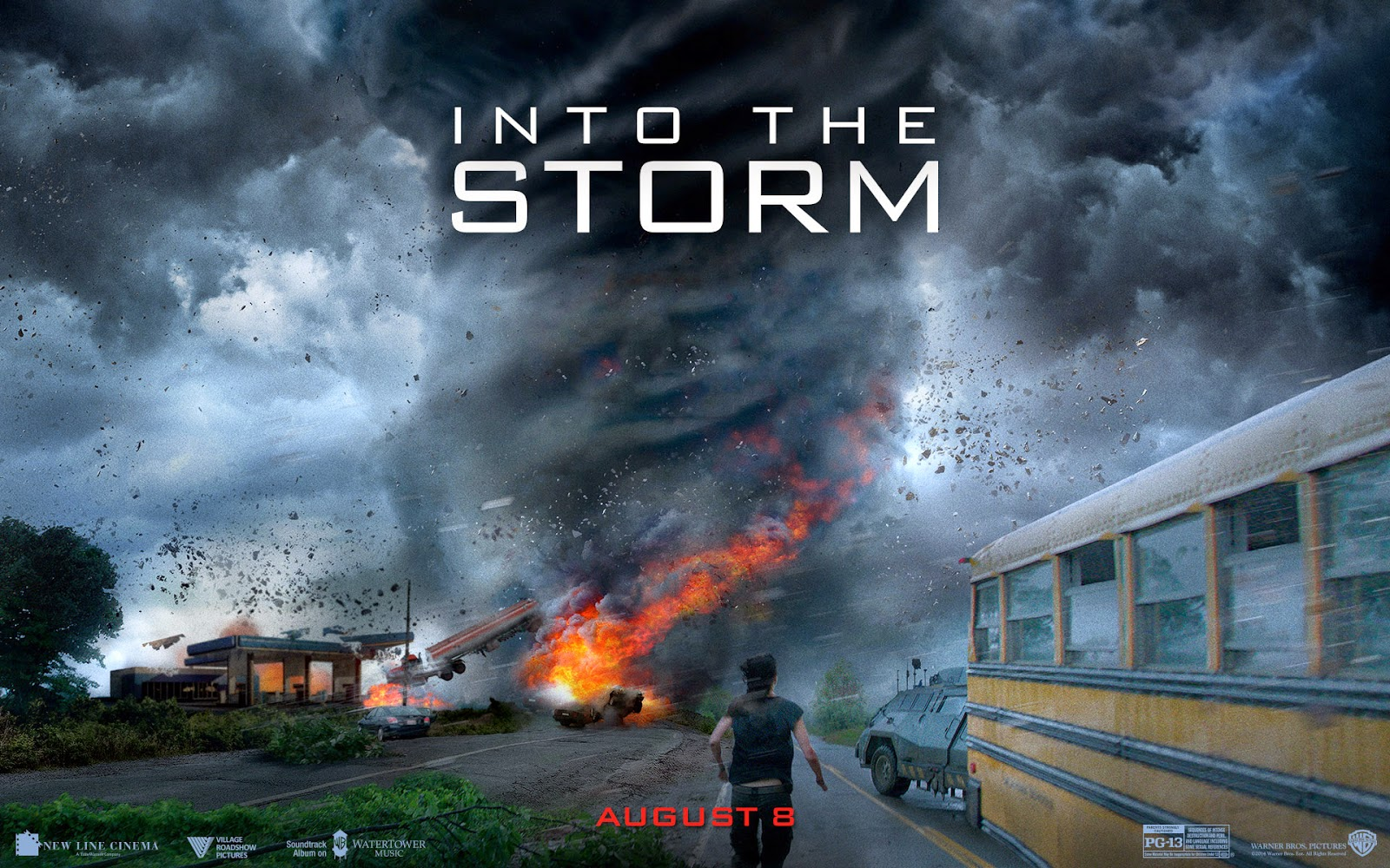 Into The Storm 2014 Review